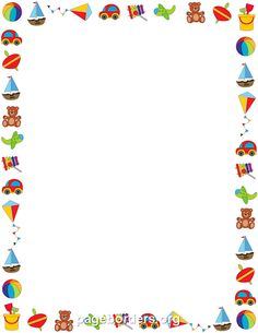 Summer clipart border free download best summer clipart border 236x305 kite border clip art 26 voltagebd Images