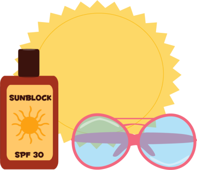 400x346 Summer Border Clipart Free Images 2