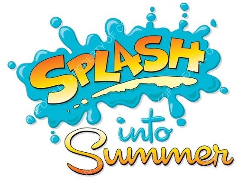820x626 Splash Into Summer Clip Art Summer Clipart Pertaining