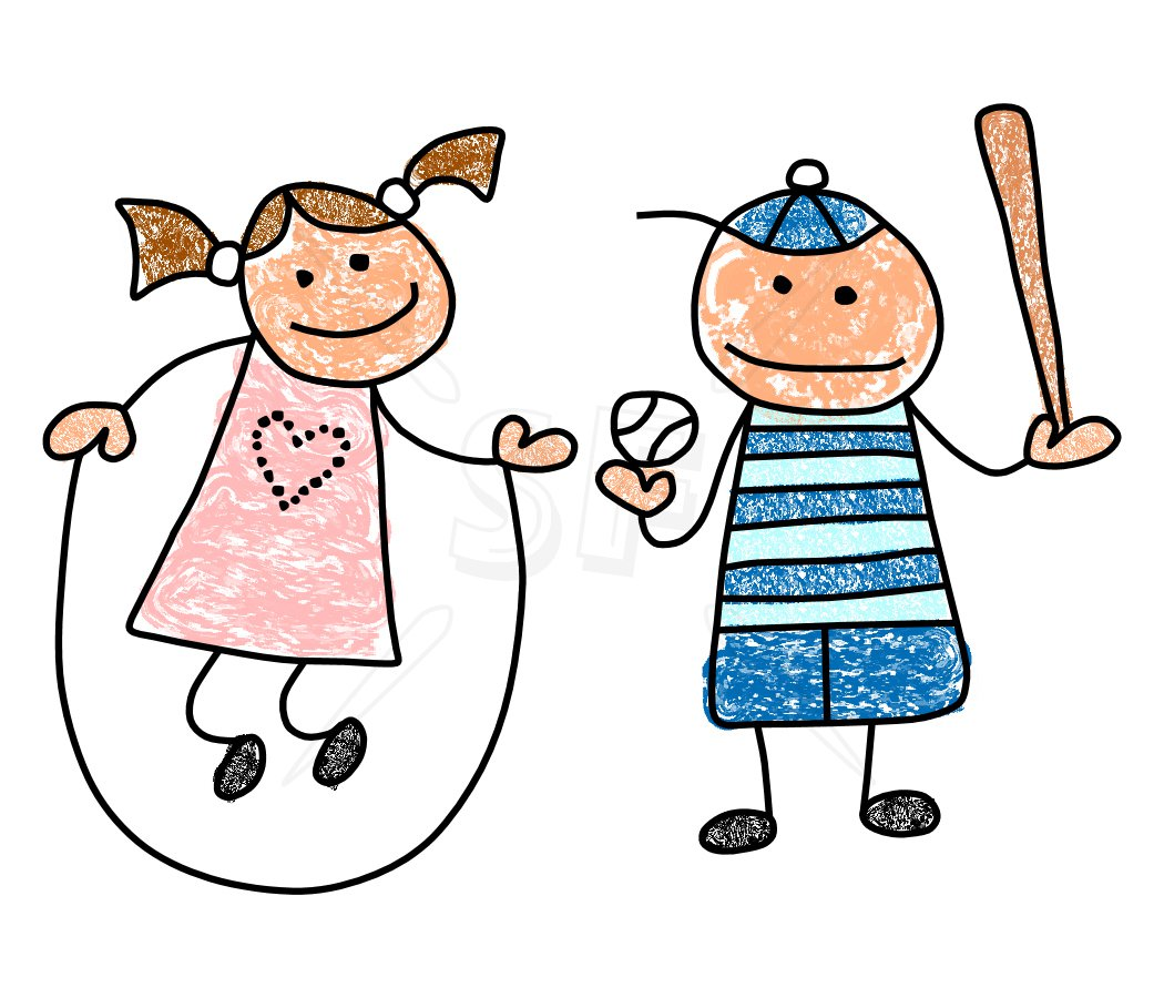 1050x900 Kids Playing Summer Clipart Clipart Free Clipart Images