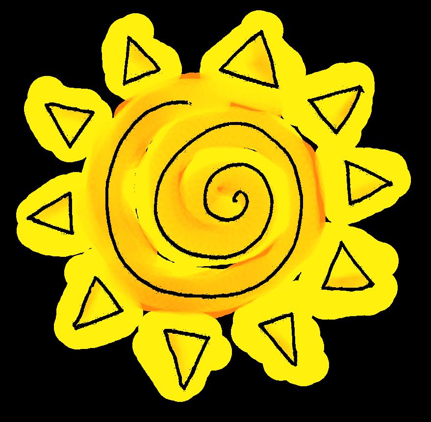 879x861 Top 90 Summer Clip Art