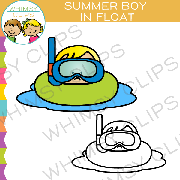 600x600 Summer Clip Art , Images Amp Illustrations Whimsy Clips