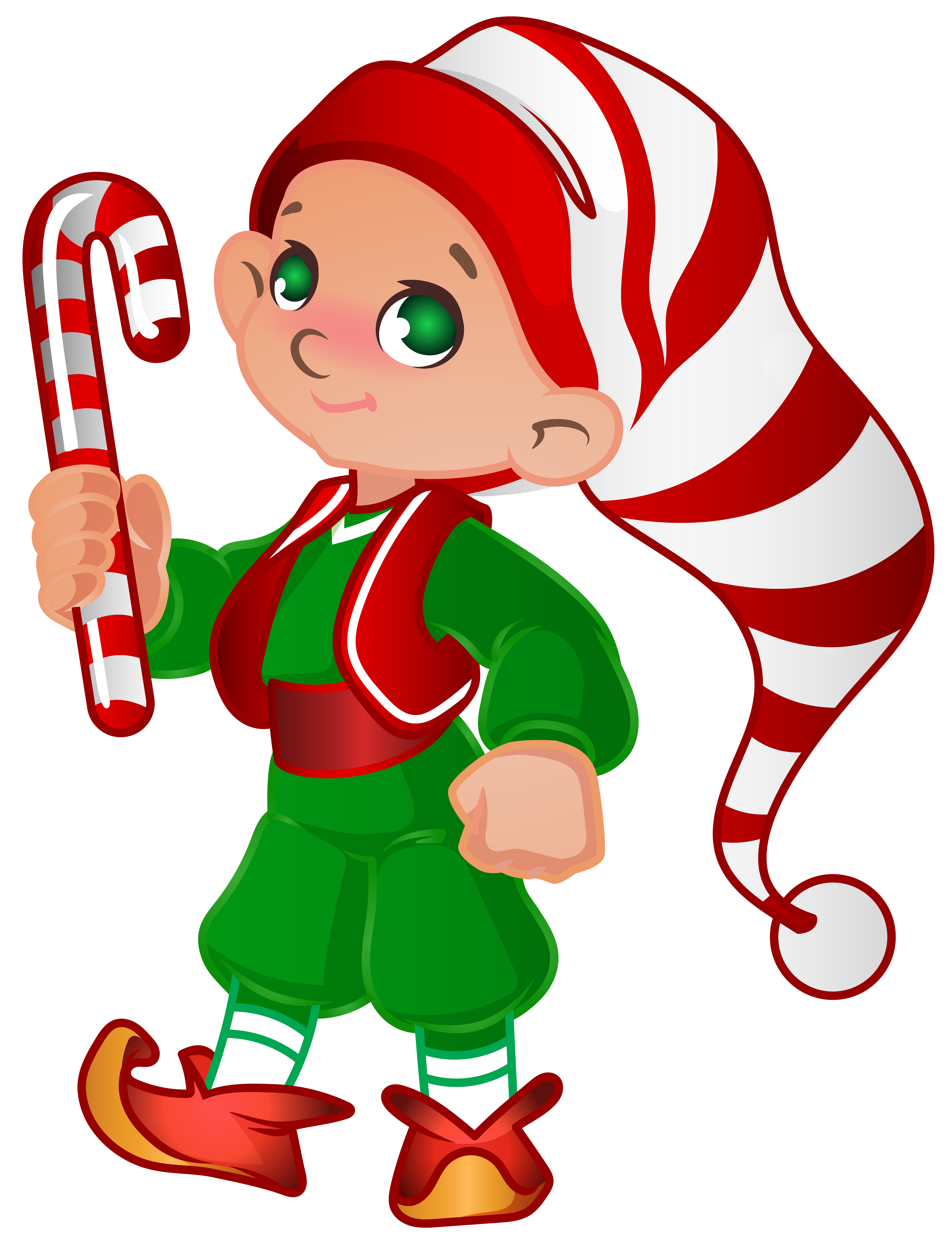 6116x8000 Elf Santa Helper Transparent Png Clip Art Imageu200b Gallery