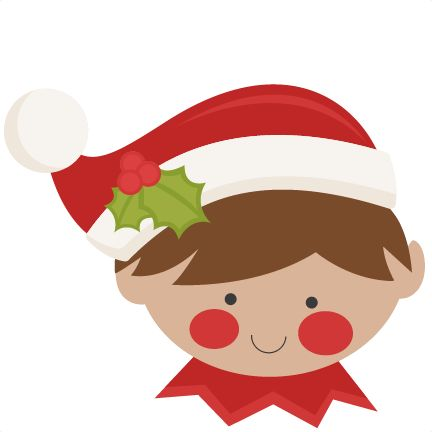432x432 Elf Clipart Christmas Presents