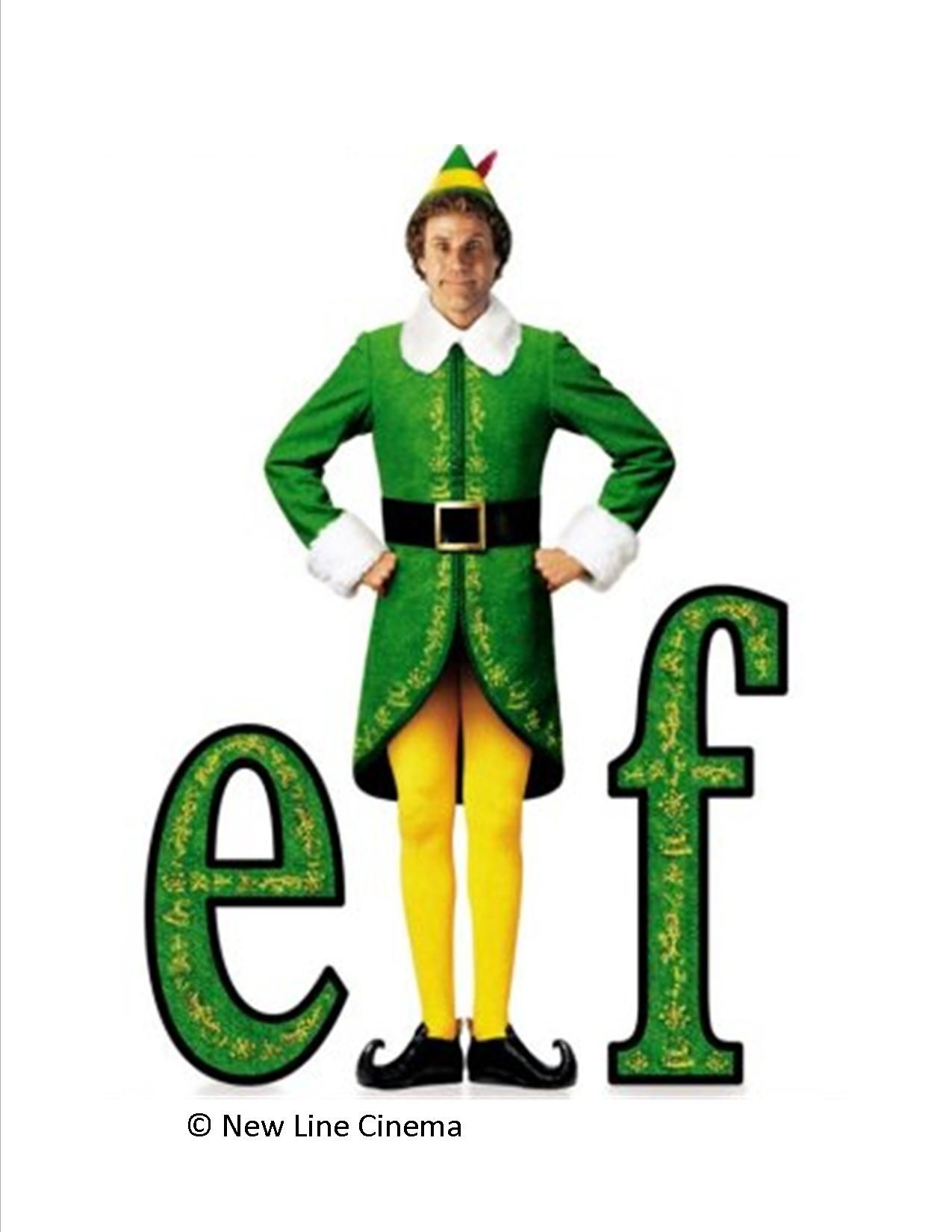 1275x1650 Buddy The Elf Clipart