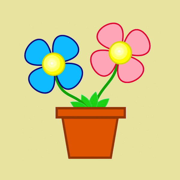 600x600 12+ Flower Cliparts