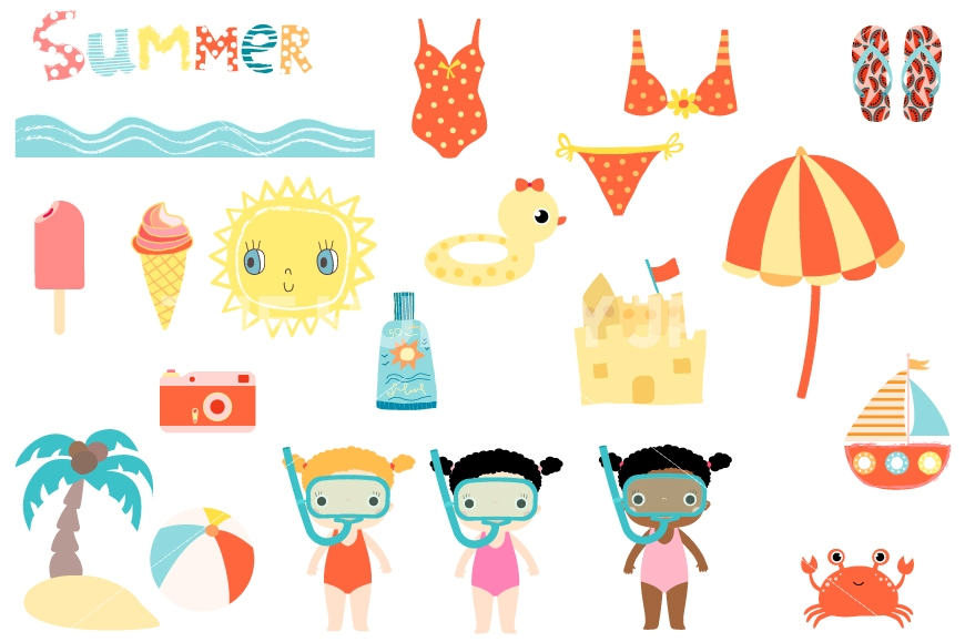 Summer Holiday Clipart | Free download best Summer Holiday ...