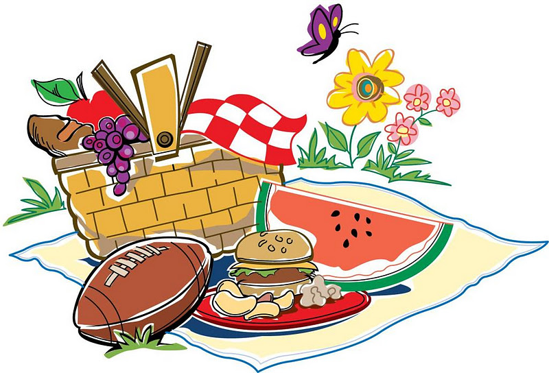 800x544 Picnic Clipart Student
