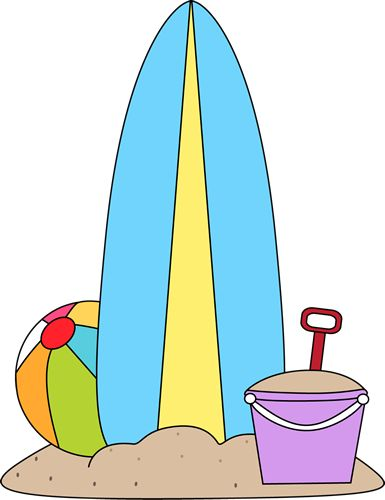 385x500 46 Best Clip Art Summer Images Drawings, Coloring
