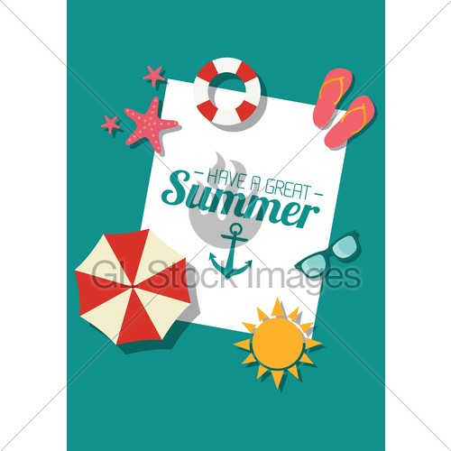 500x500 Summer Gl Stock Images