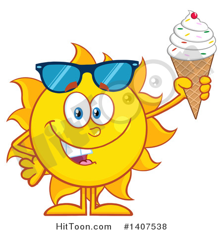 450x470 Summer Time Clipart