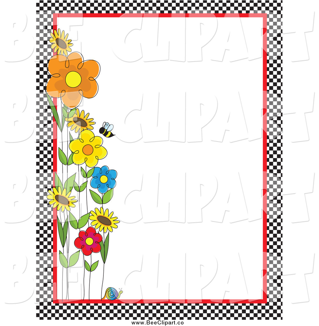 1024x1044 Summertime Border Clipart Clipart Panda