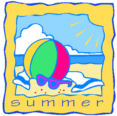 397x391 Vacation Clipart Summer Time