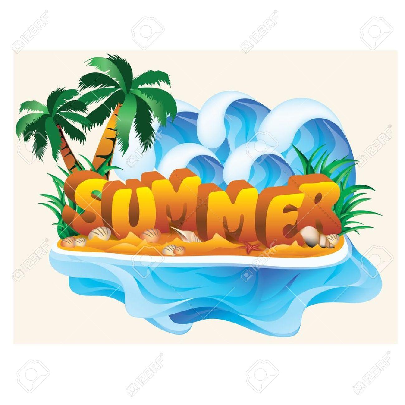 1300x1300 Best Summertime Clipart