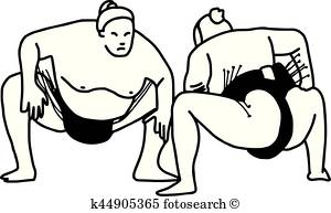 300x193 Sumo Wrestling Clipart Royalty Free. 450 Sumo Wrestling Clip Art
