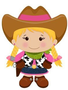 236x313 Blonde Haired Cowgirl Cowgirl Clipart Cowboys