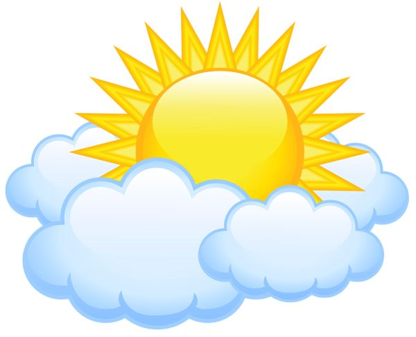 600x486 PNG Sun And Clouds Transparent Sun And Clouds.PNG Images. PlusPNG
