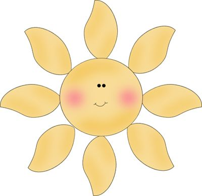 400x390 The Best Sun Clip Art Ideas Planet Vector, Cute