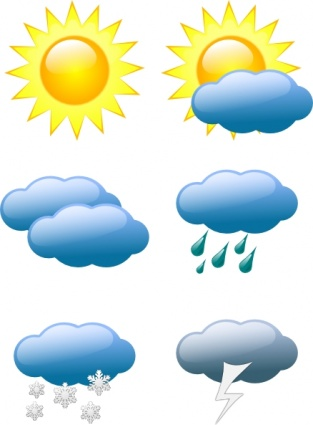 313x425 Cloud Symbol For Sun Cartoon Symbols Free Lightning Weather Cloudy