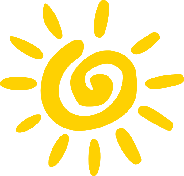 600x574 Sun Clipart Clip Art