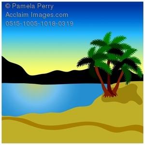 300x300 Sunset sun set clip art clip art free clipart images image