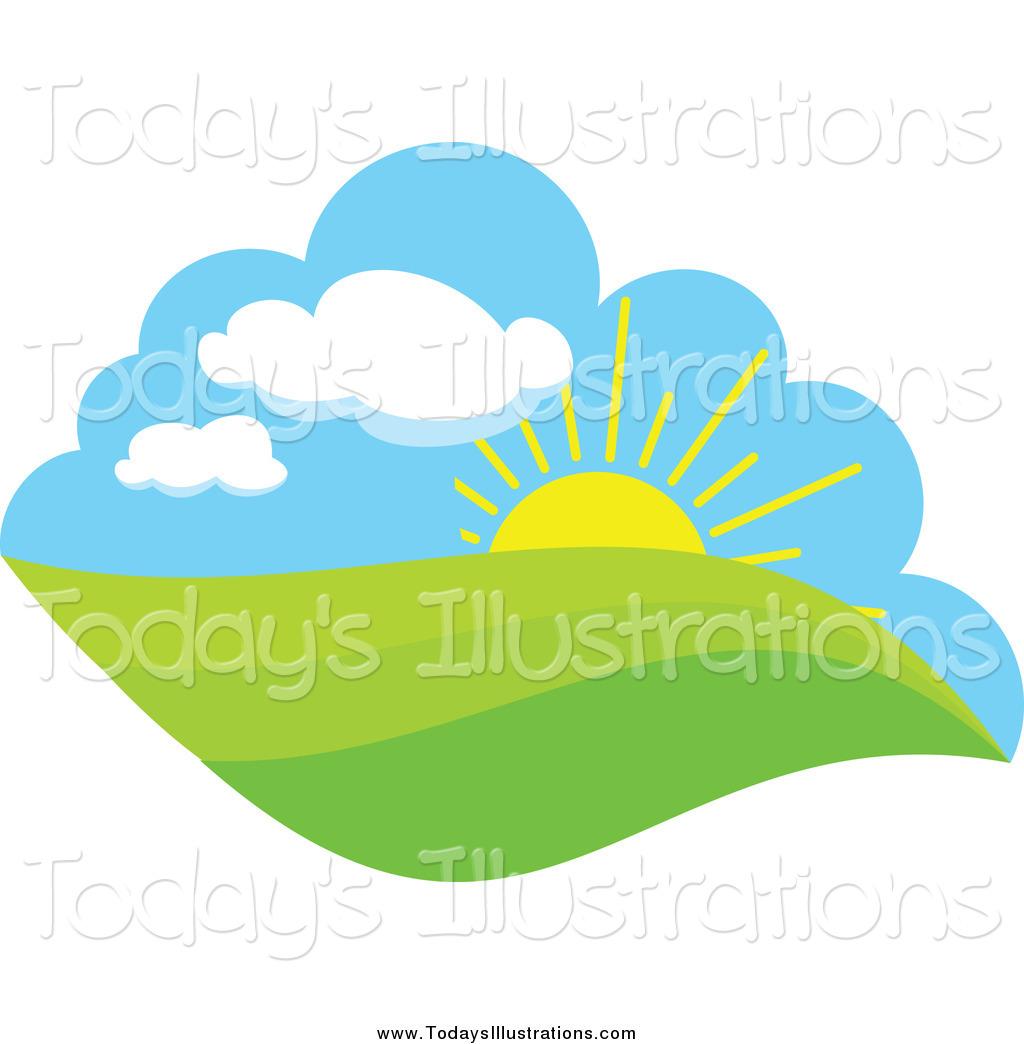 1024x1044 Teal clipart sun