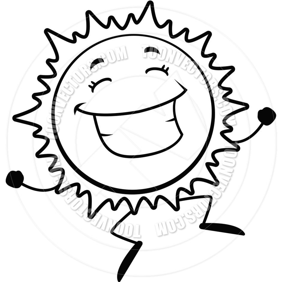 940x940 Sun Black And White Clipart