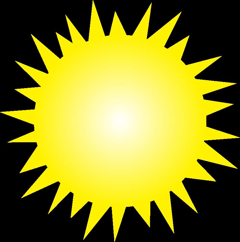 784x791 Sunshine sun clip art images free free clipart images