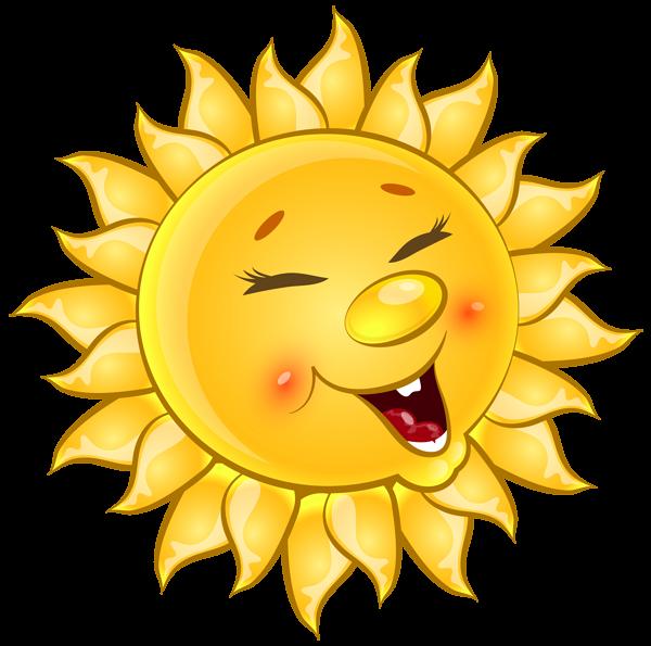 600x595 Transparent Cute Sun Cartoon PNG Clipart Pictureu200b Gallery