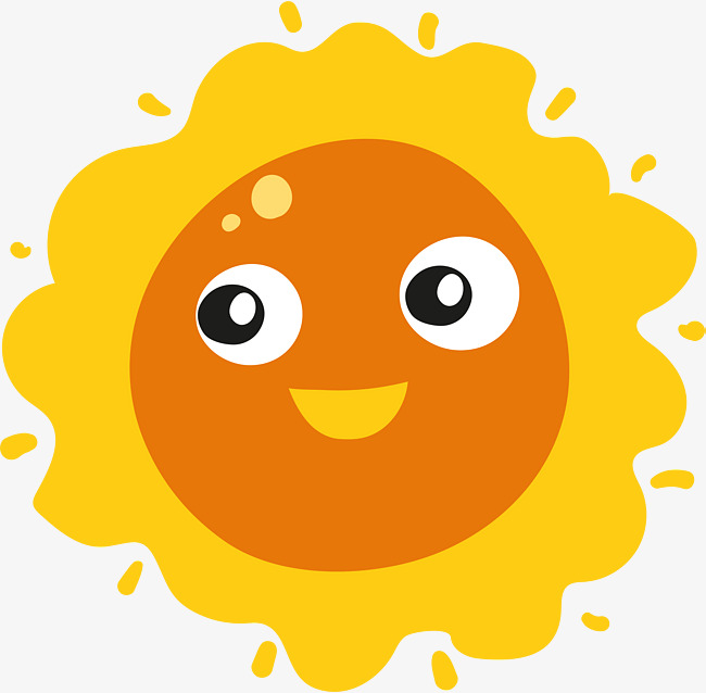 650x638 Lovely Cartoon Sun, Cartoon Pattern, Warm, Lovely Png And Vector