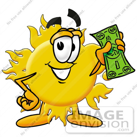 450x450 Royalty Free Sun Character Stock Clipart amp Cartoons Page 1