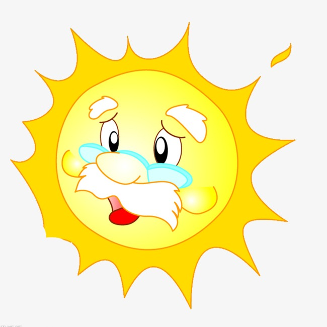 650x650 sun cartoons, Sun, Vector, Yellow PNG Image for Free Download