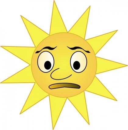 420x425 Sun clip art free clipart images