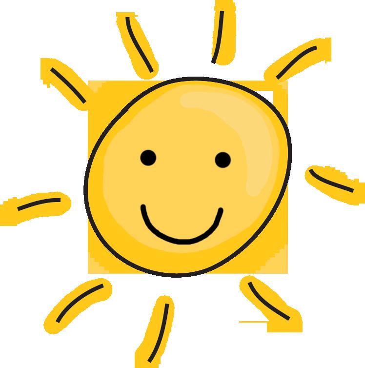 748x754 Sun clip art free clipart images 11