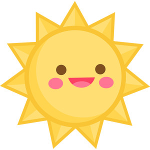 300x300 Sunshine Happy Sun Clipart Free Images 6