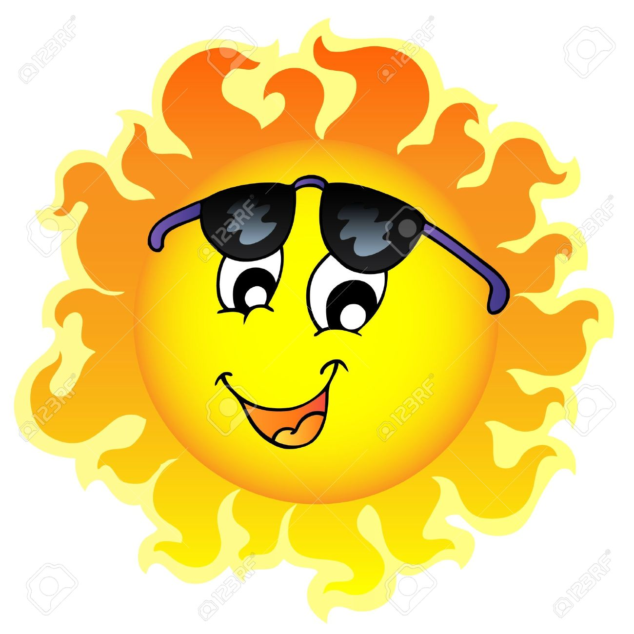 1300x1300 Sun With Sunglasses Clipart Amp Look At Sun With Sunglasses Clip Art