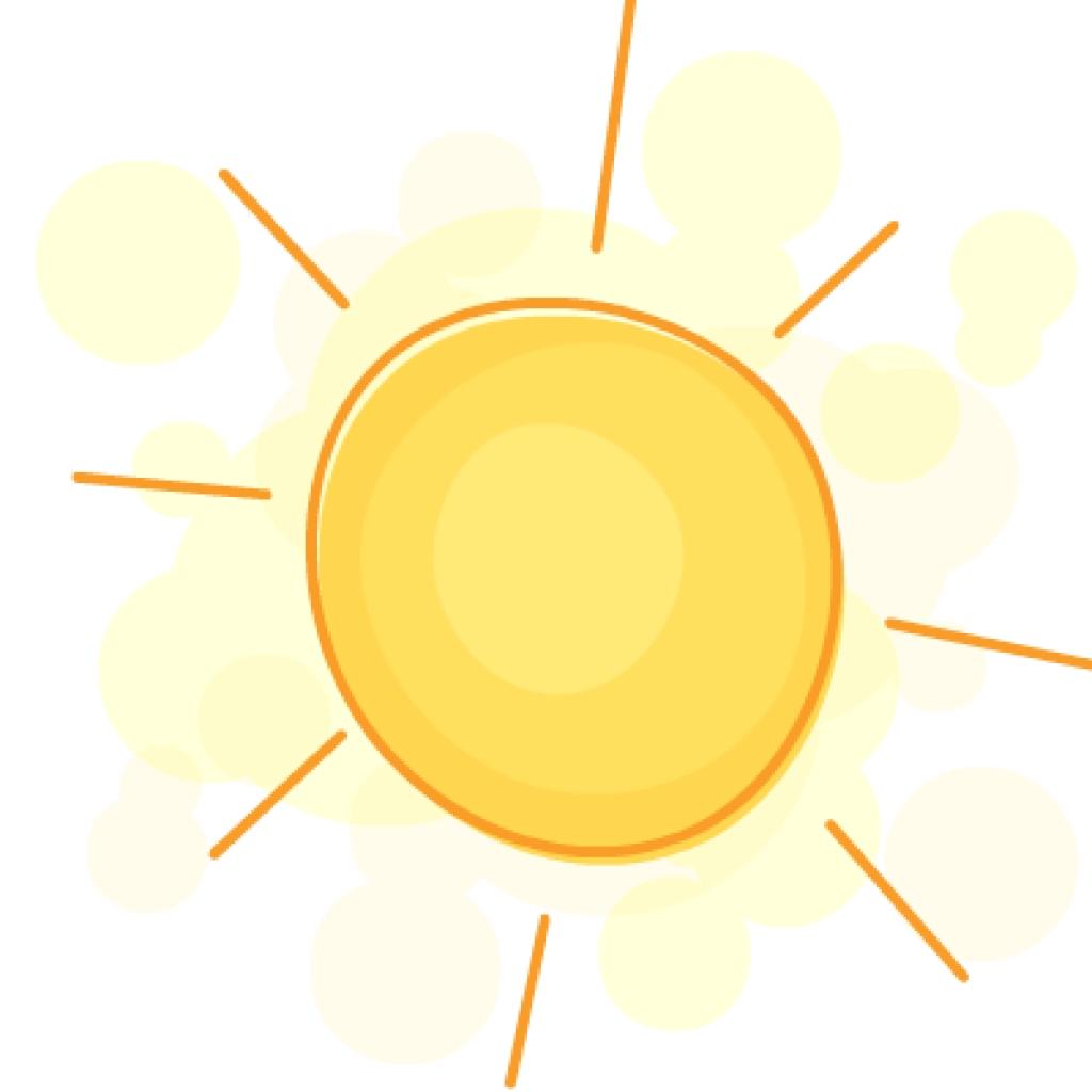1024x1024 Sad sun clip art free clipart images 2 –