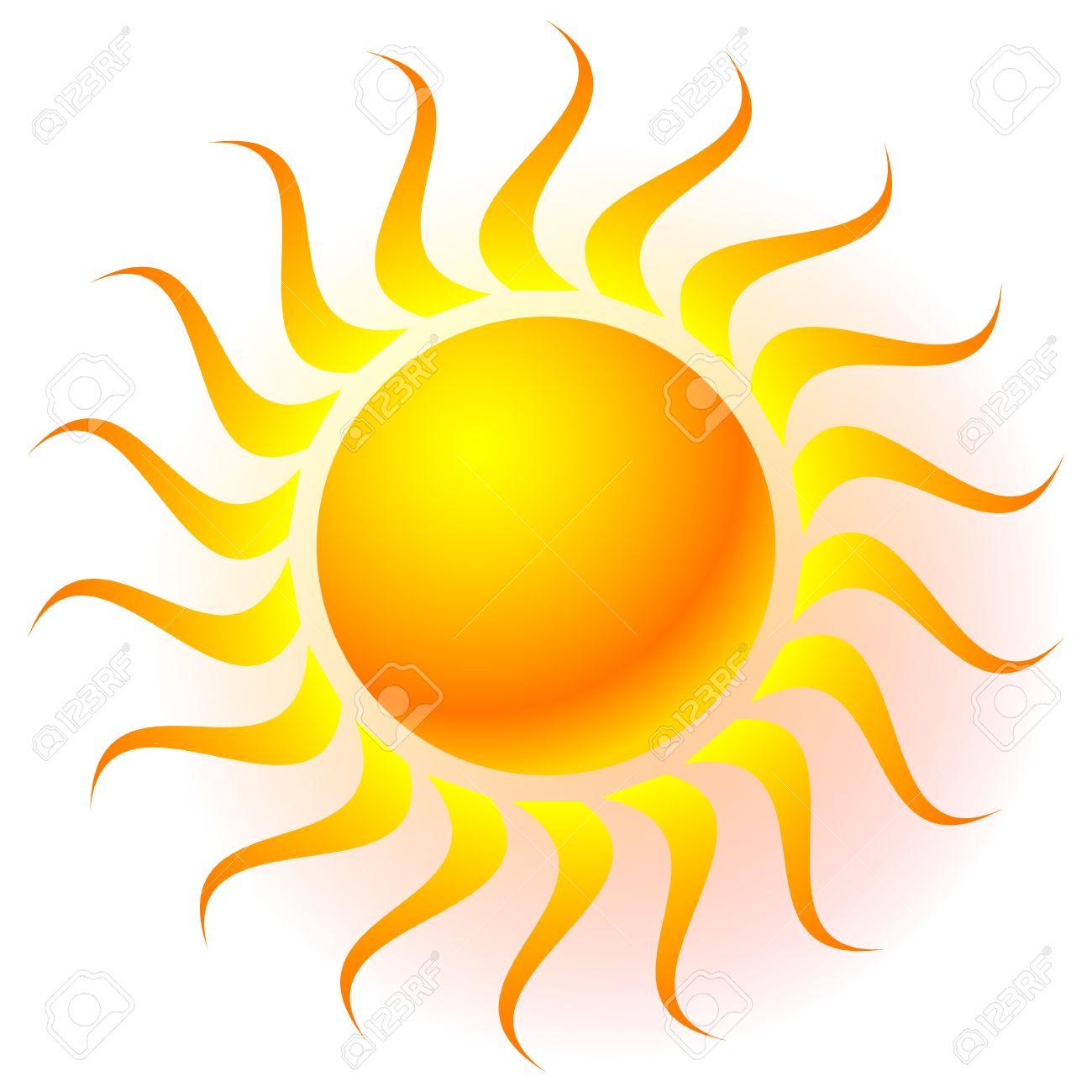 1300x1300 Sun Clip Art With Transparent Glow Effect. Sun Shine, Weather