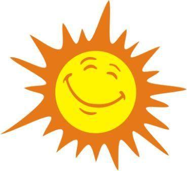 Sun Cloud Clipart