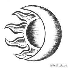 224x225 Best Sun Drawing Ideas Sun Henna Tattoo, Thigh