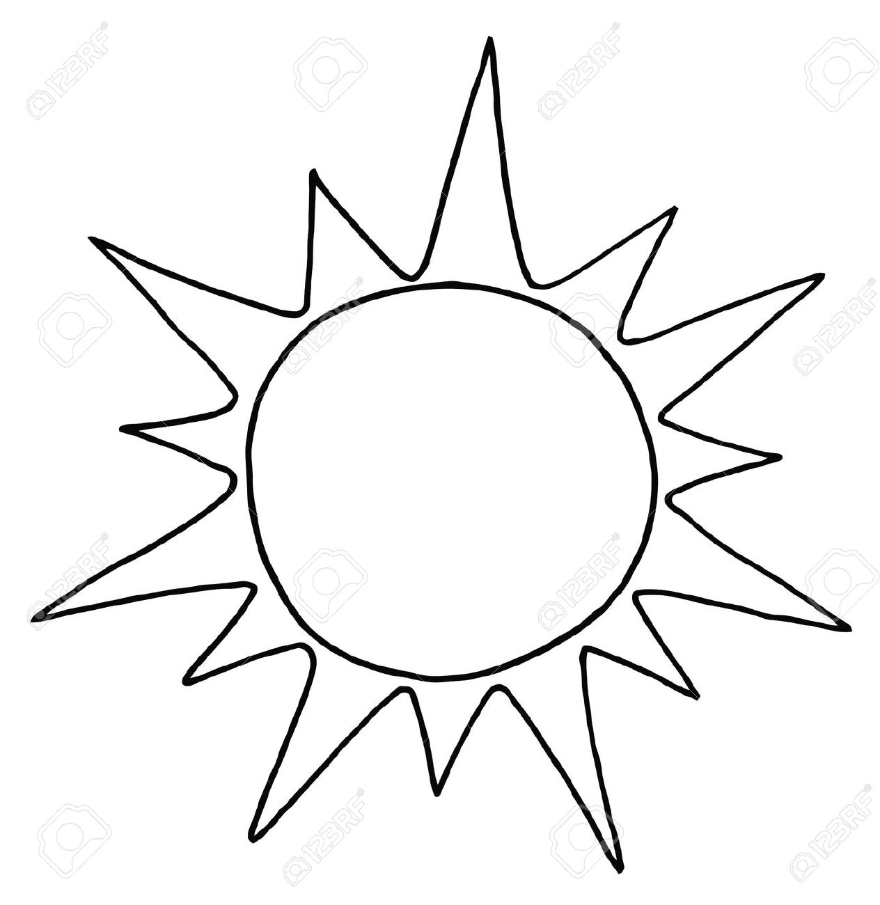 Sun Drawings Free Download Best Sun Drawings On Clipartmag