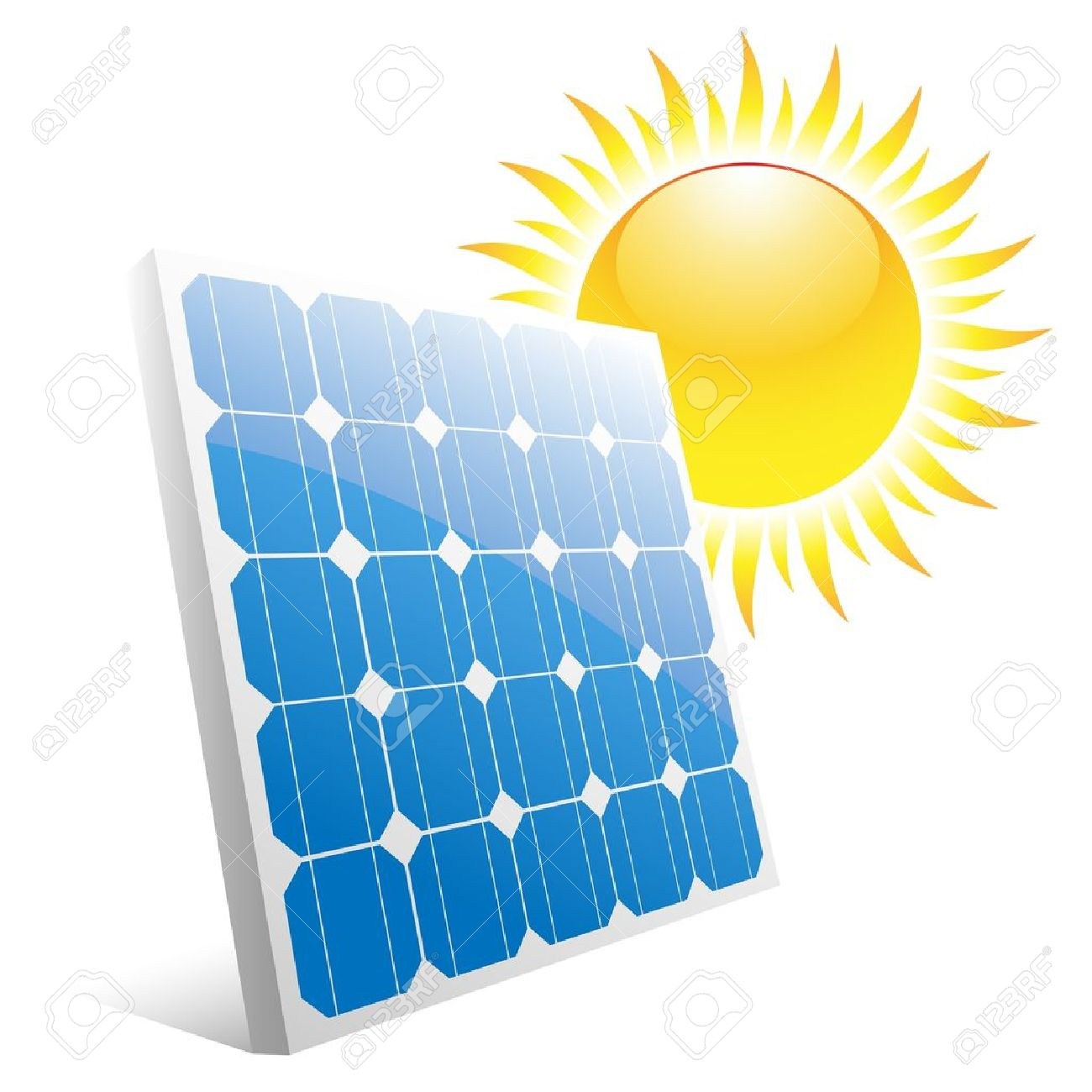 1300x1300 Energy Clipart Solar Panel