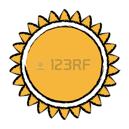 450x450 Sun Solar Energy Environmental Renewable Vector Illustration