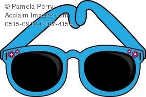 Sun Glasses Clipart