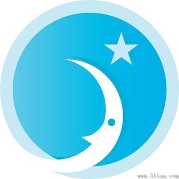 368x368 Free Cartoon Sun Moon And Stars Free Vector Download (19,953 Free
