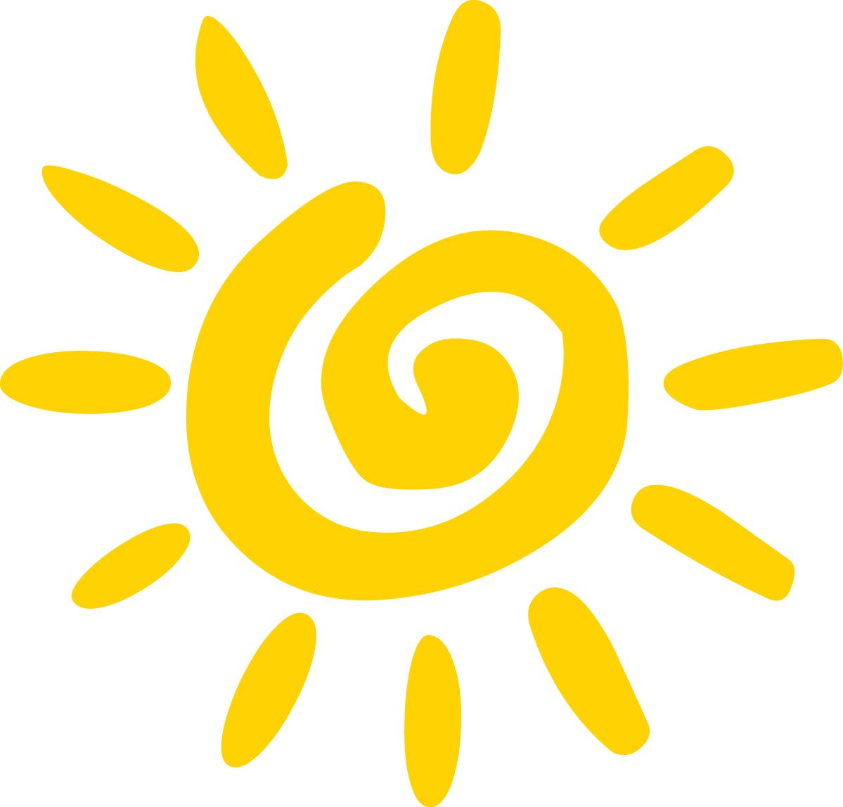 1199x1148 Half Sun Clipart