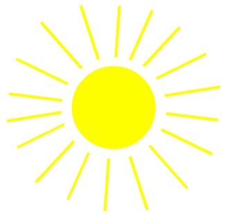 325x313 Small Sun Clipart