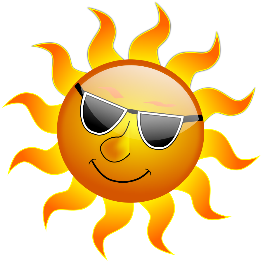 900x900 Summer Smile Sun Png Clip Arts For Web