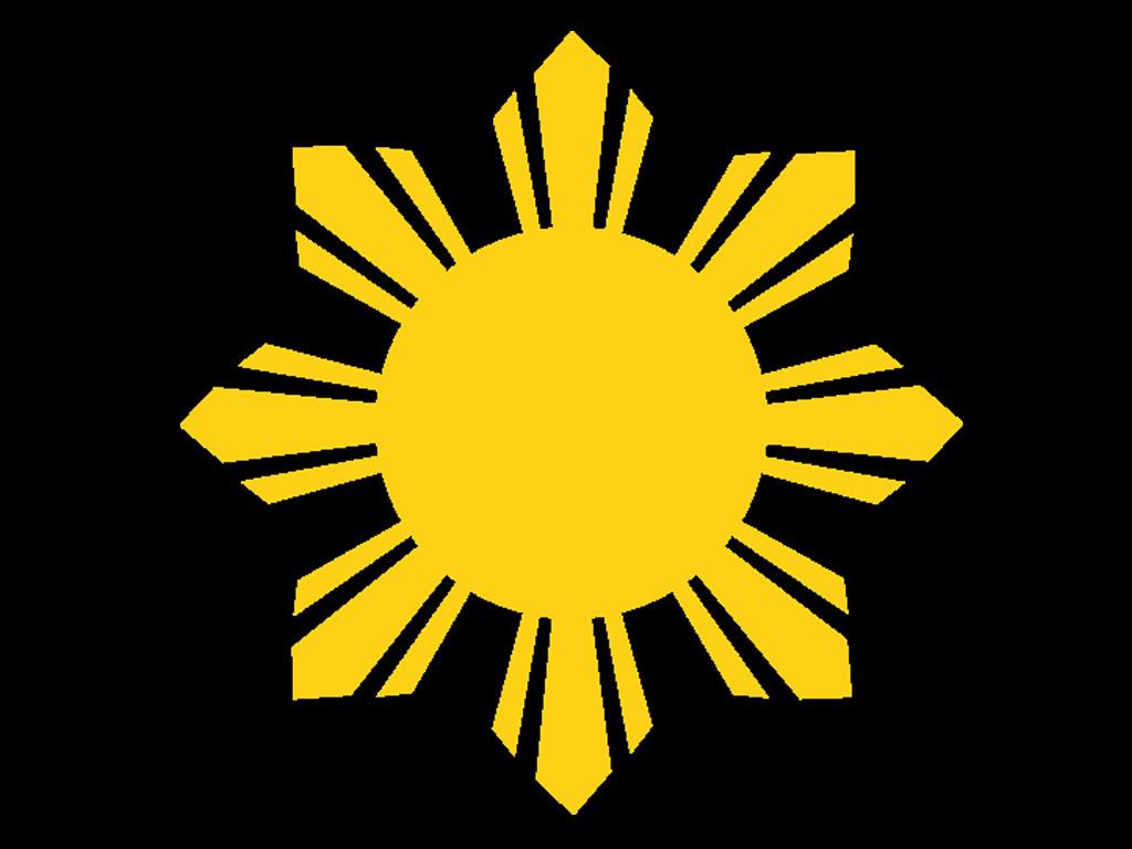 1024x768 Sun Clipart Philippine