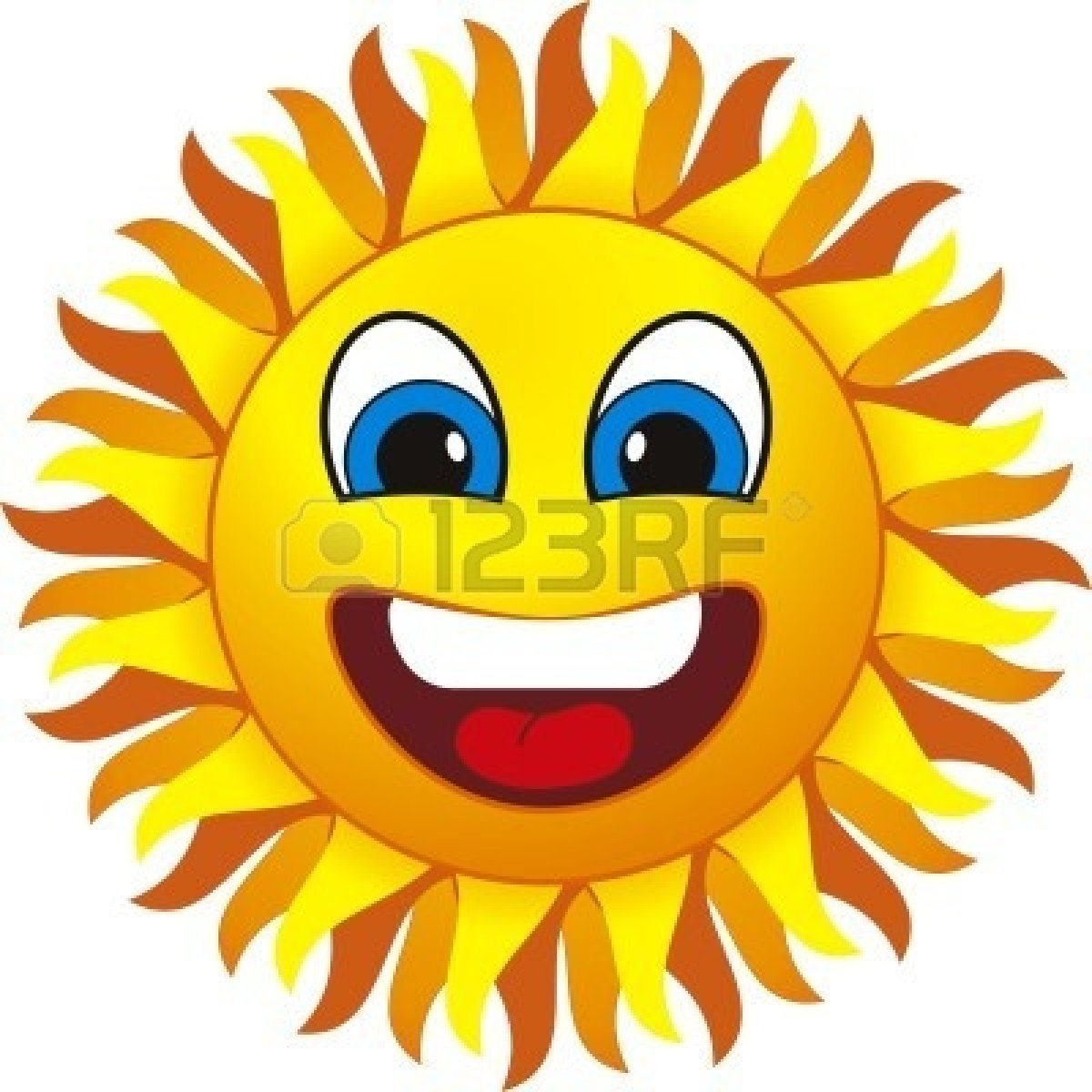 1200x1200 Cute Smiling Sun Clipart Panda